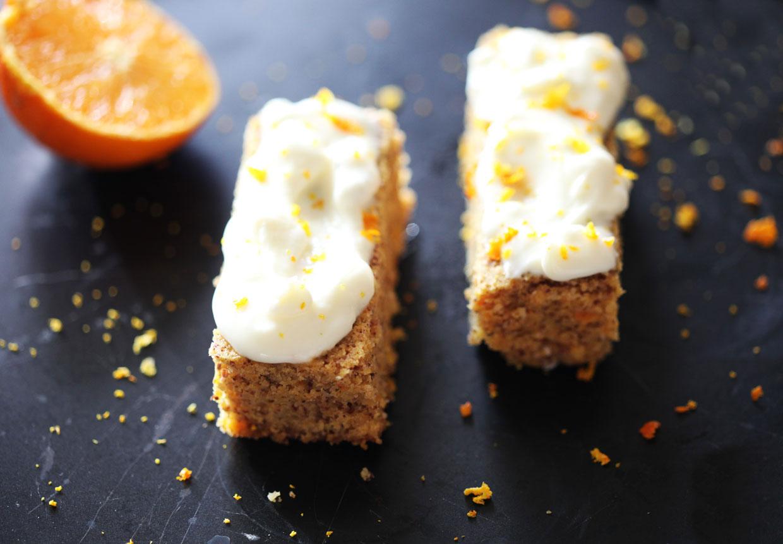 Glutenfreier Orangen-Mandelkuchen