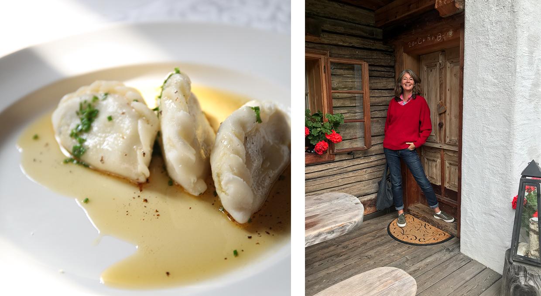Regionale Küche am Landgut Moserhof