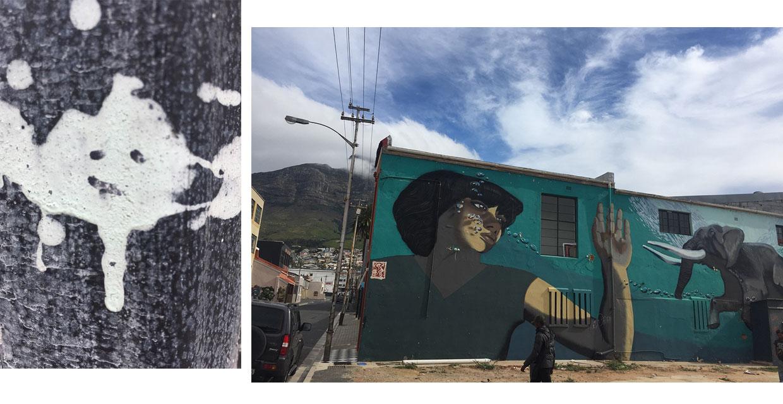 Streetart in Woodstock
