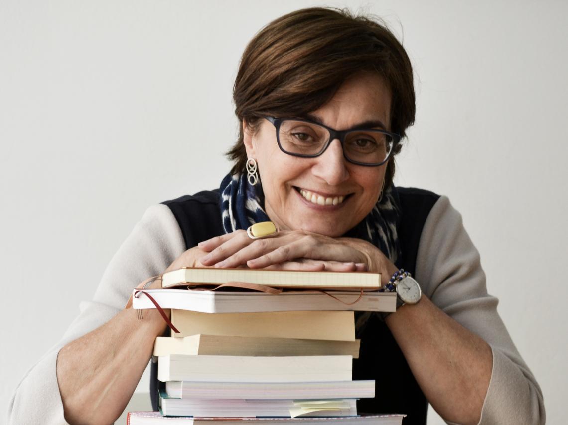 Manja, unsere Buchbotschafterin