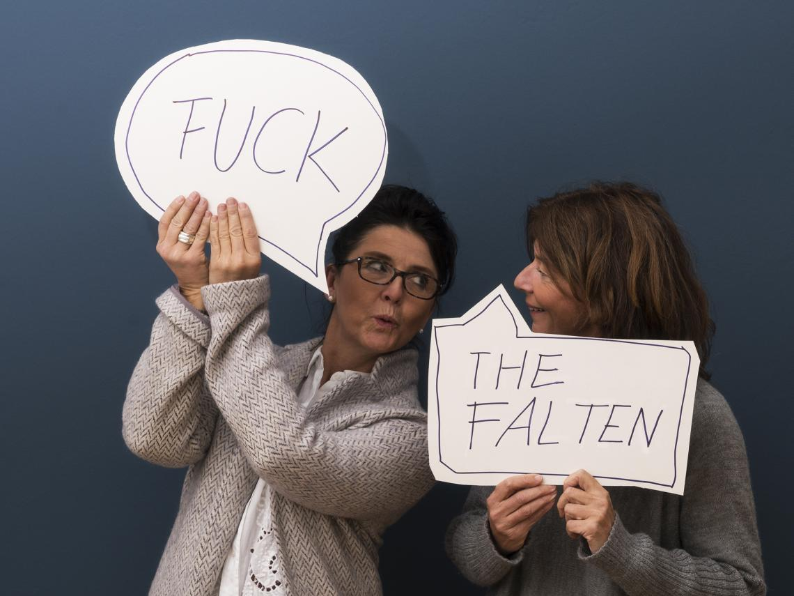 Fuck the Falten