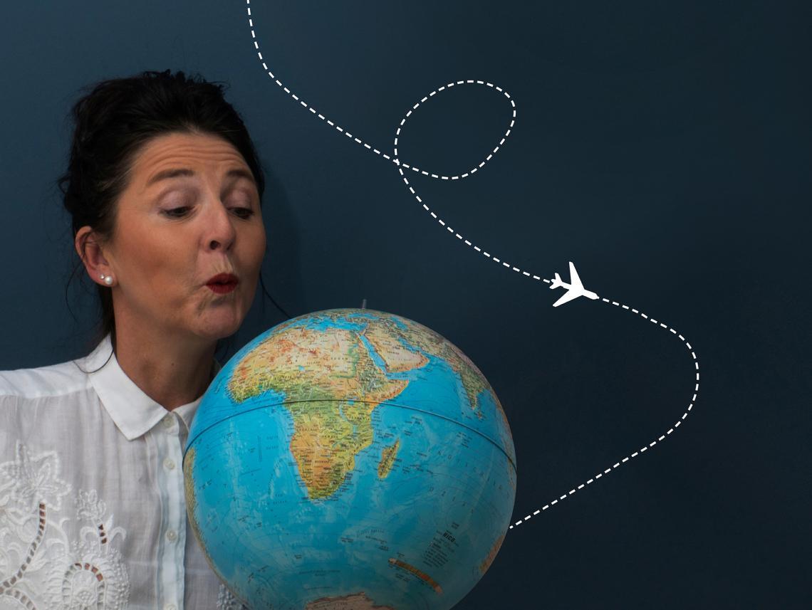 Eltern auf Reisen