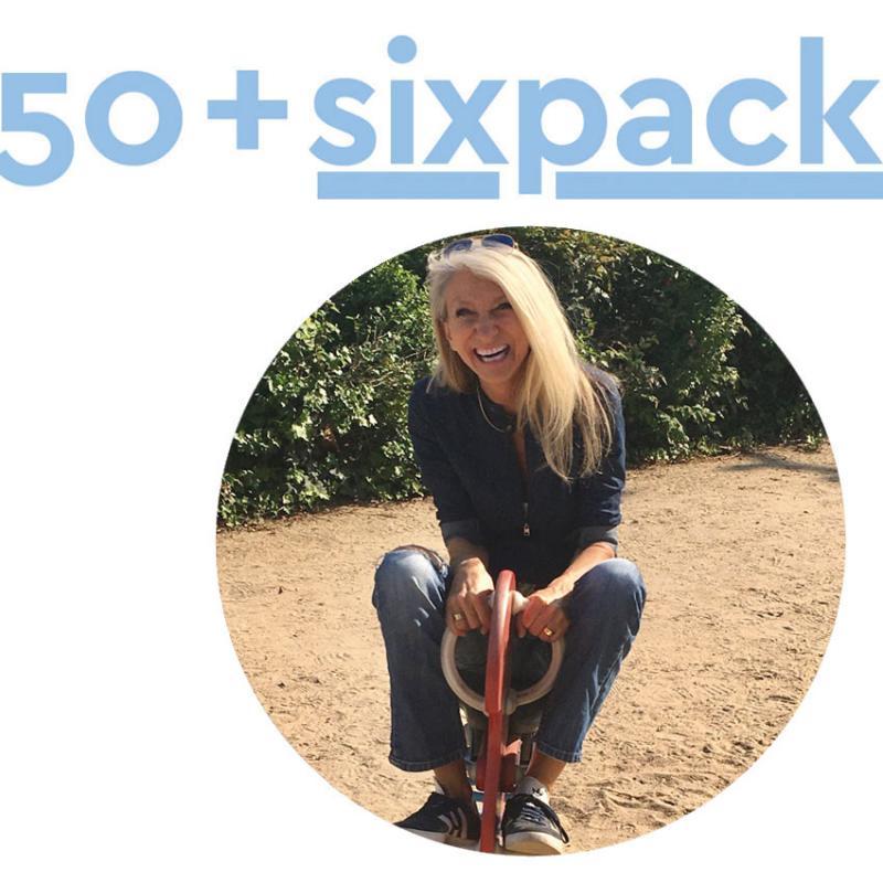 Sixpack mit 50plus