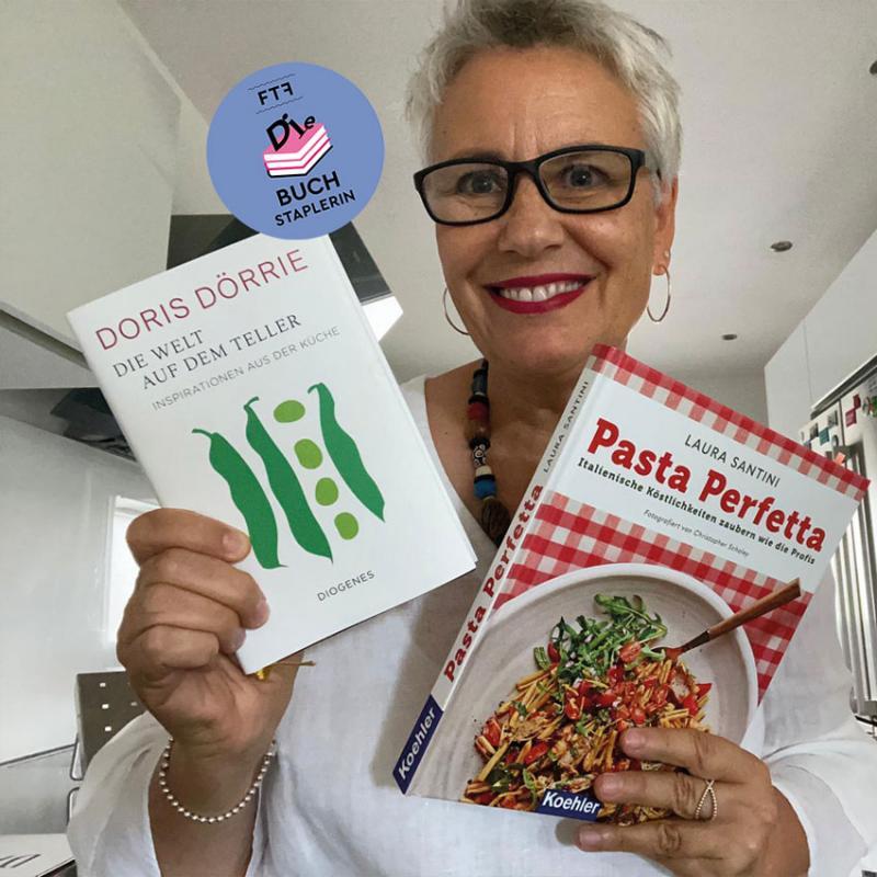 Wir lieben Kochbücher