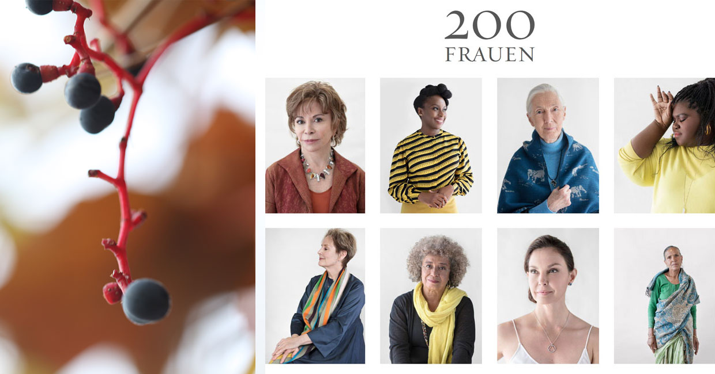 zweihundert Frauen